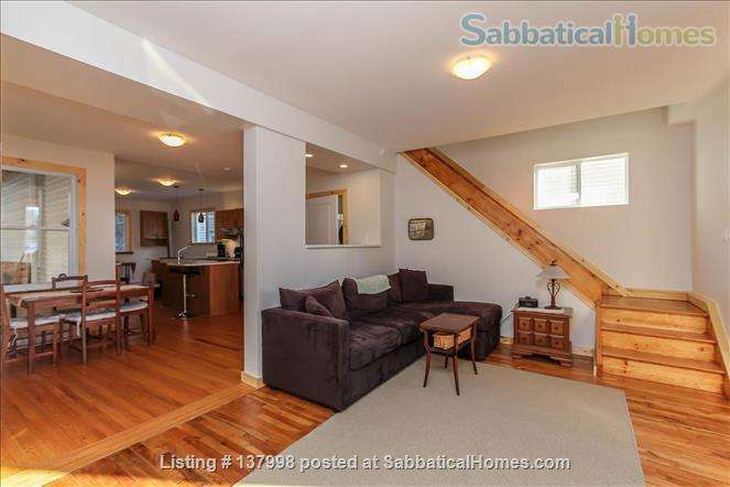 Furnished 2  Bedroom House- Two Storey with Parking -  Ottawa/Hull Home Rental in Gatineau, Québec, Canada 2