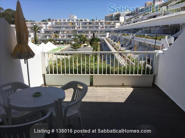 Family friendly studio apartment in Oura Beach Club, Algarve Home Rental in Albufeira, Faro, Portugal 0