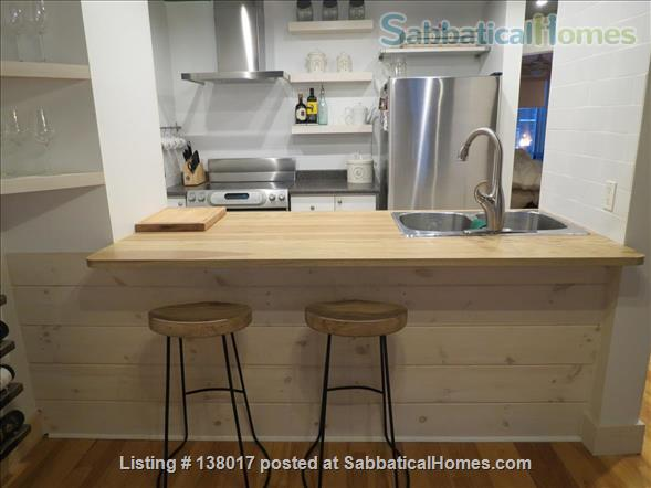 Heart of the Plateau  Home Rental in Montreal, Quebec, Canada 1