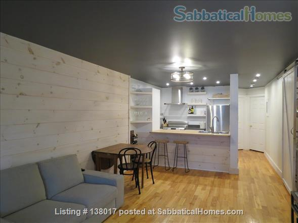 Heart of the Plateau  Home Rental in Montreal, Quebec, Canada 0