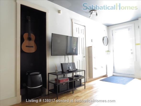 Heart of the Plateau  Home Rental in Montreal, Quebec, Canada 4
