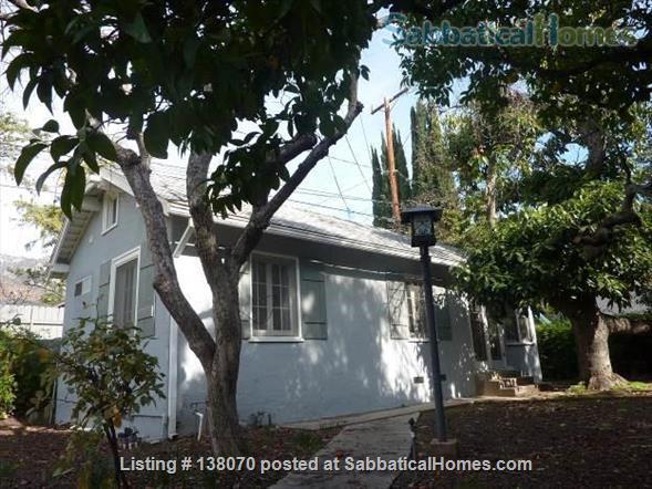 ALTADENA COTTAGE ON FOOTHILLS ESTATE Home Rental in Altadena, California, United States 1