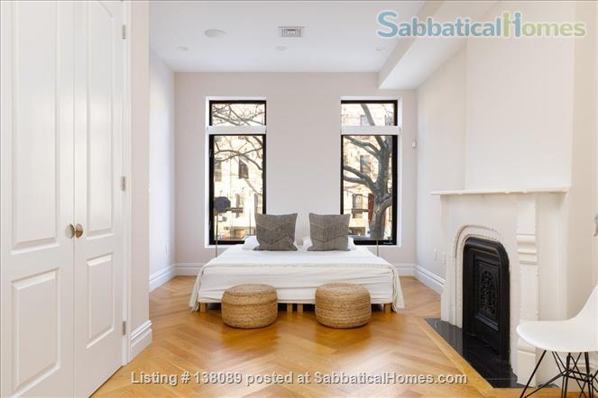 beautiful spacious studio with outdoor space Home Rental in Ocean Hill, New York, United States 1
