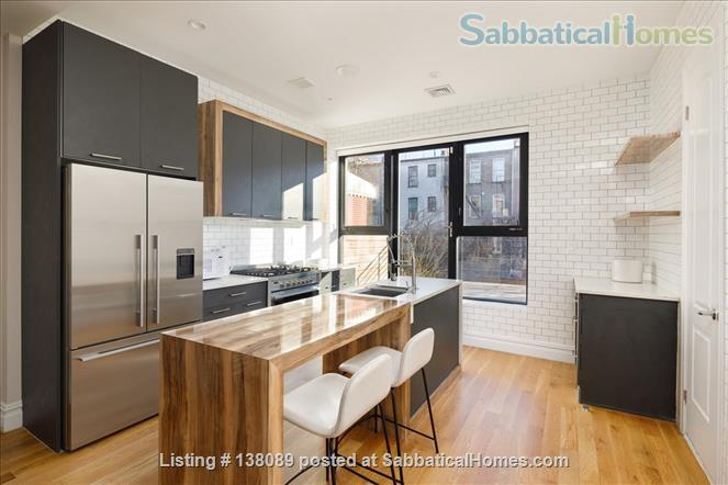 beautiful spacious studio with outdoor space Home Rental in Ocean Hill, New York, United States 2