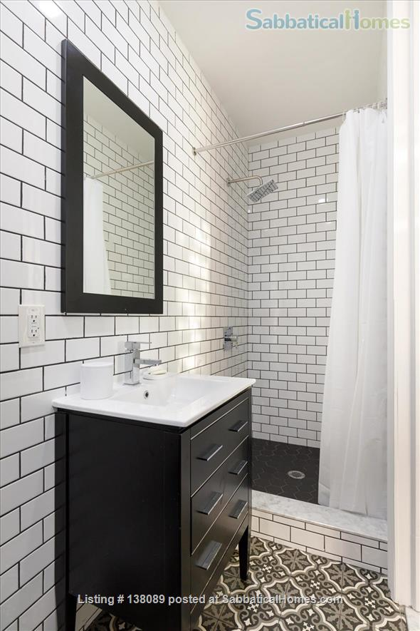 beautiful spacious studio with outdoor space Home Rental in Ocean Hill, New York, United States 5