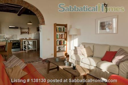 Delightful Traditional Farmhouse, Siena, Tuscany Home Exchange in Province of Siena, Tuscany, Italy 0