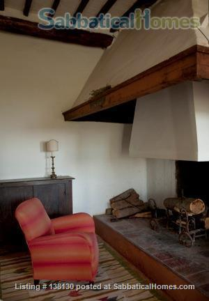 Delightful Traditional Farmhouse, Siena, Tuscany Home Exchange in Province of Siena, Tuscany, Italy 2