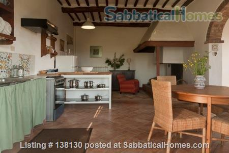 Delightful Traditional Farmhouse, Siena, Tuscany Home Exchange in Province of Siena, Tuscany, Italy 3