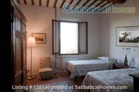 Delightful Traditional Farmhouse, Siena, Tuscany Home Exchange in Province of Siena, Tuscany, Italy 4
