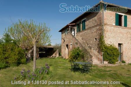 Delightful Traditional Farmhouse, Siena, Tuscany Home Exchange in Province of Siena, Tuscany, Italy 5