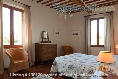 Delightful Traditional Farmhouse, Siena, Tuscany Home Exchange in Province of Siena, Tuscany, Italy 6