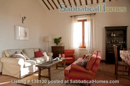 Delightful Traditional Farmhouse, Siena, Tuscany Home Exchange in Province of Siena, Tuscany, Italy 7