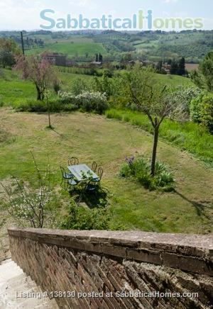 Delightful Traditional Farmhouse, Siena, Tuscany Home Exchange in Province of Siena, Tuscany, Italy 8