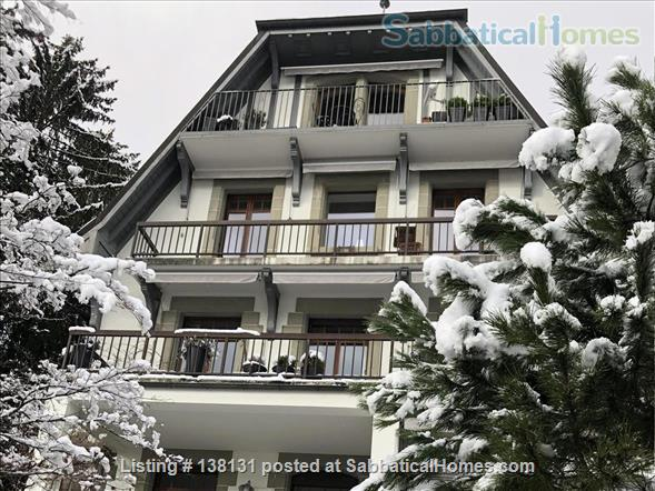 Beautiful large design apartment in Lausanne Home Rental in Lausanne, VD, Switzerland 9