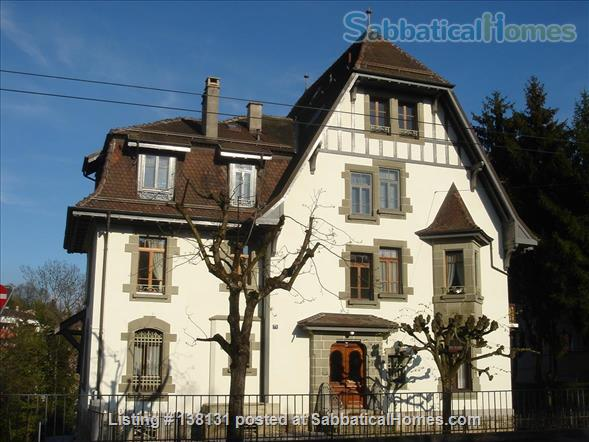 Beautiful large design apartment in Lausanne Home Rental in Lausanne, VD, Switzerland 1