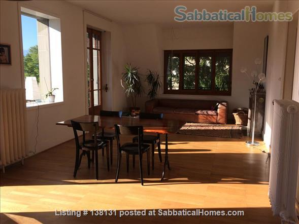 Beautiful large design apartment in Lausanne Home Rental in Lausanne, VD, Switzerland 0
