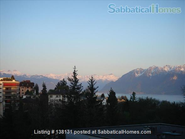 Beautiful large design apartment in Lausanne Home Rental in Lausanne, VD, Switzerland 3