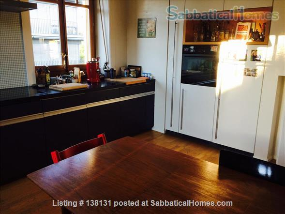 Beautiful large design apartment in Lausanne Home Rental in Lausanne, VD, Switzerland 4
