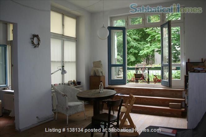 listing image for SUNNY. SPACIOUS. COSY. CENTRAL:Rent a ROOM and share PATIO  etc. in KREUZBERG /April 2020