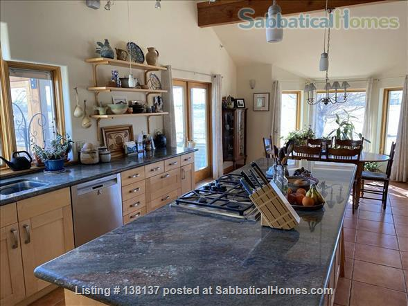 Beautiful location in rural Boulder County  20 minutes from Boulder Home Rental in Longmont, Colorado, United States 3