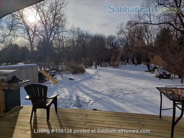 Charming 4-bedroom home fully furnished with big yard near UW-Madison Home Rental in Monona, Wisconsin, United States 2