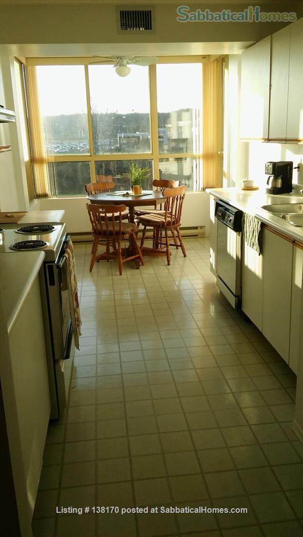 Hidden among mature trees, ponds, and a network of trails, the Willowells is a good place to call home.  Home Rental in Waterloo, Ontario, Canada 3