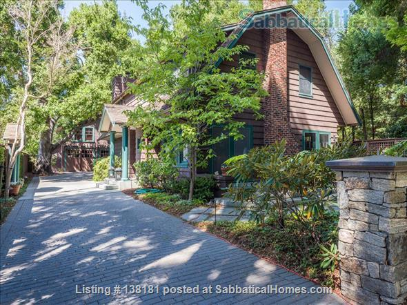 Garage apartment suitable for one person located in beautiful Old Palo Alto, CA Home Rental in Palo Alto, California, United States 1