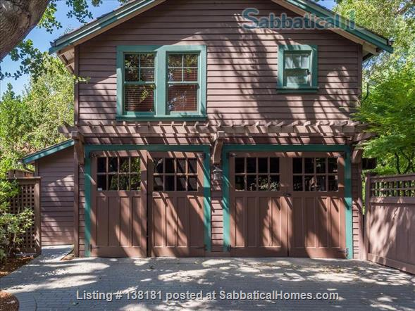 Garage apartment suitable for one person located in beautiful Old Palo Alto, CA Home Rental in Palo Alto, California, United States 0