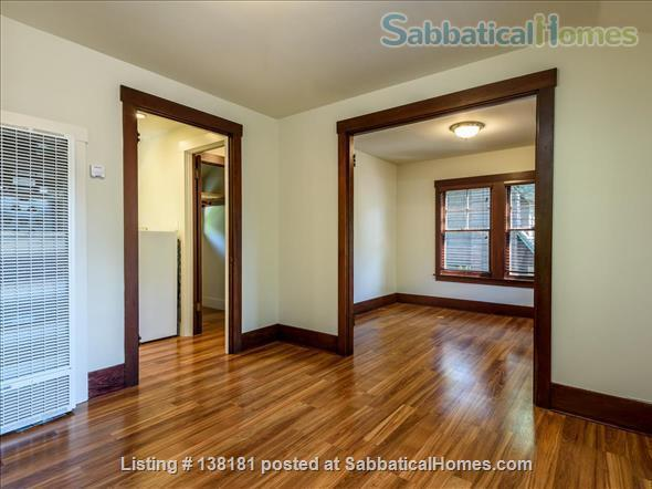 Garage apartment suitable for one person located in beautiful Old Palo Alto, CA Home Rental in Palo Alto, California, United States 3