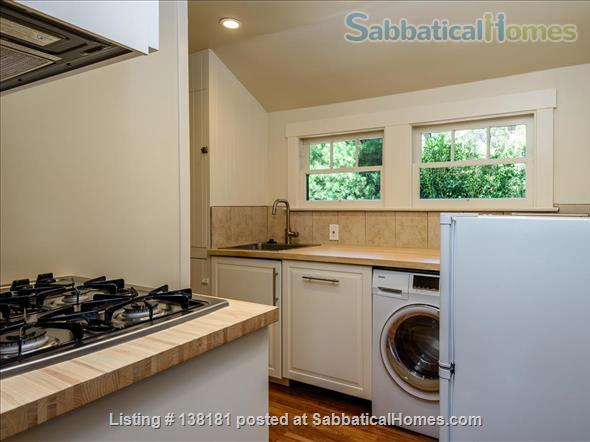 Garage apartment suitable for one person located in beautiful Old Palo Alto, CA Home Rental in Palo Alto, California, United States 7