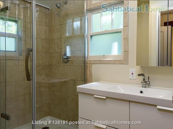 Garage apartment suitable for one person located in beautiful Old Palo Alto, CA Home Rental in Palo Alto, California, United States 8