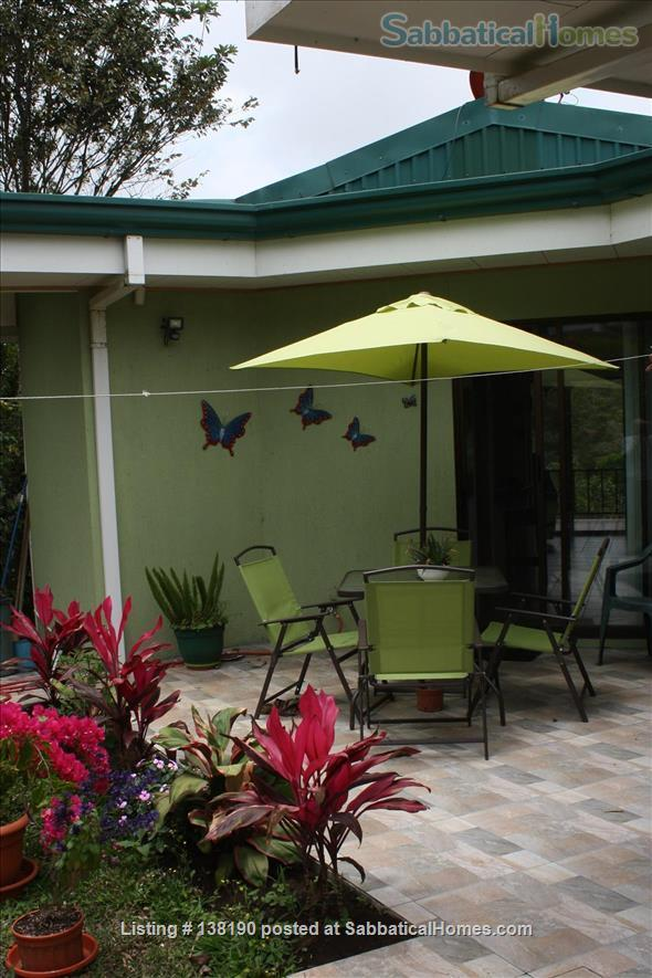 Cool hills of Central Valley, Costa Rica Home Rental in San Ramon, Alajuela Province, Costa Rica 0