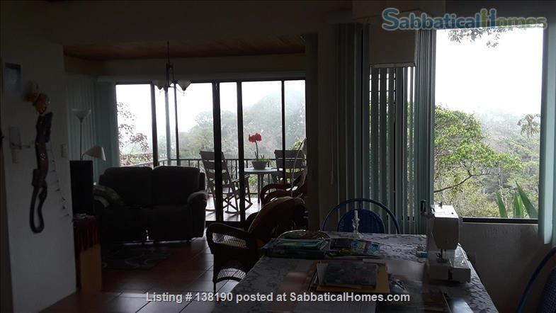 Cool hills of Central Valley, Costa Rica Home Rental in San Ramon, Alajuela Province, Costa Rica 2
