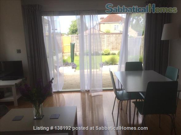 Modern City Centre Garden Apartment With Carport & Free Wi-fi Home Rental in Cambridgeshire, England, United Kingdom 0