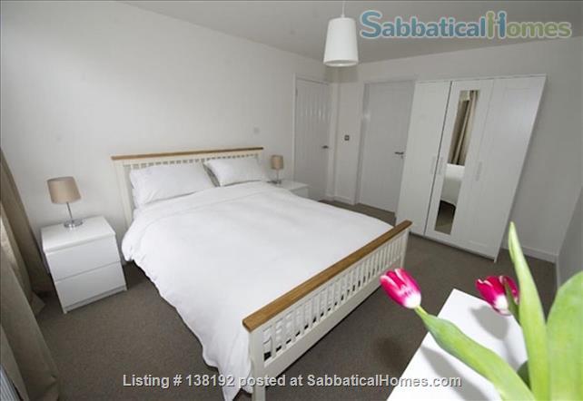 Modern City Centre Garden Apartment With Carport & Free Wi-fi Home Rental in Cambridgeshire, England, United Kingdom 3