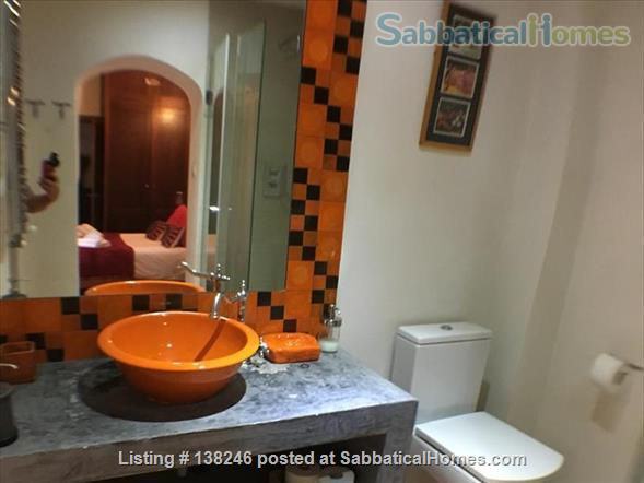3 bed luxury apartment with Alhambra views  in Albayzín, Granada. Home Rental in Granada, Andalucía, Spain 9
