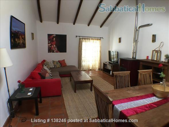 3 bed luxury apartment with Alhambra views  in Albayzín, Granada. Home Rental in Granada, Andalucía, Spain 0