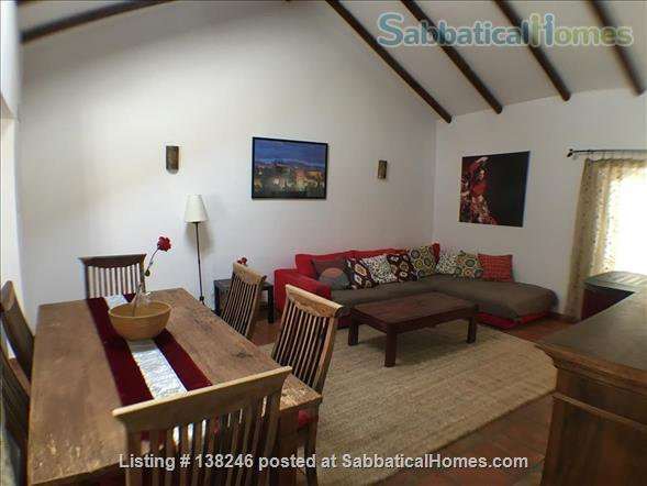 3 bed luxury apartment with Alhambra views  in Albayzín, Granada. Home Rental in Granada, Andalucía, Spain 2