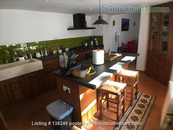 3 bed luxury apartment with Alhambra views  in Albayzín, Granada. Home Rental in Granada, Andalucía, Spain 6