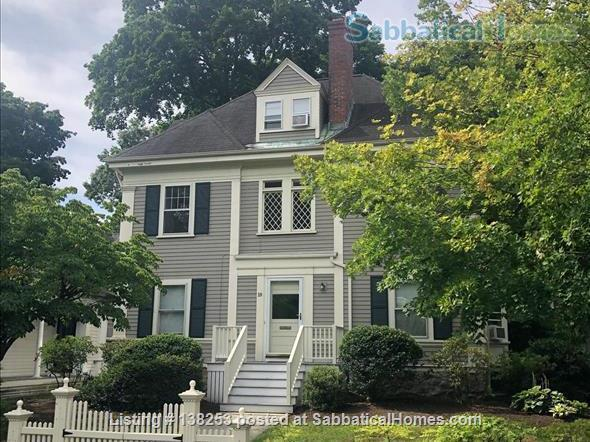 House for sublet in Wellesley, MA next to Wellesley College Home Rental in Wellesley, Massachusetts, United States 1
