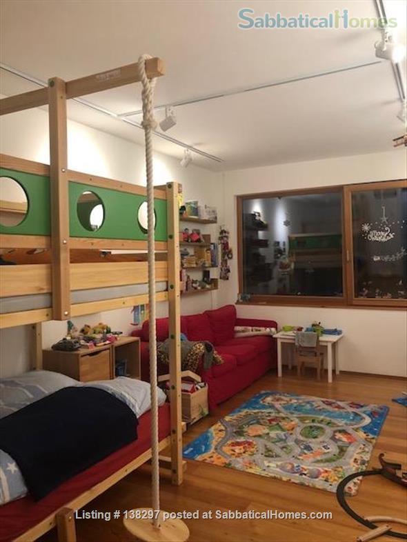 Spacious home, 4BR/1Office/3bath in the best location in Berlin Home Rental in Berlin, Berlin, Germany 9