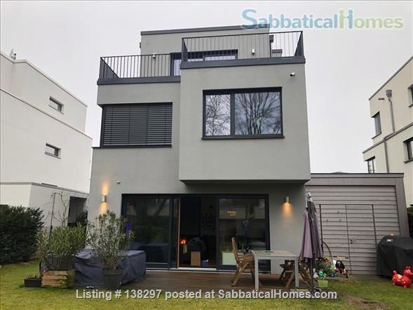 Spacious home, 4BR/1Office/3bath in the best location in Berlin Home Rental in Berlin, Berlin, Germany 1