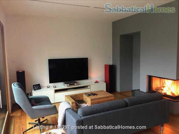 Spacious home, 4BR/1Office/3bath in the best location in Berlin Home Rental in Berlin, Berlin, Germany 0