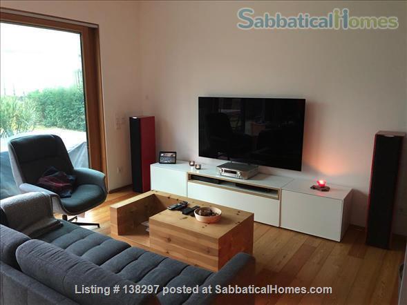 Spacious home, 4BR/1Office/3bath in the best location in Berlin Home Rental in Berlin, Berlin, Germany 2