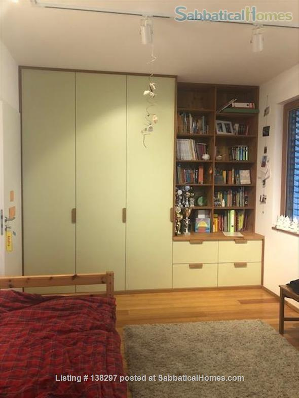 Spacious home, 4BR/1Office/3bath in the best location in Berlin Home Rental in Berlin, Berlin, Germany 5