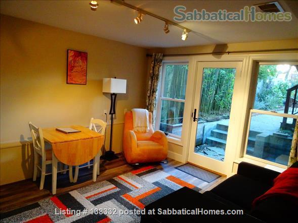 Lovely 3+ BR, 3.5 bath home in San Francisco Home Rental in San Francisco, California, United States 9