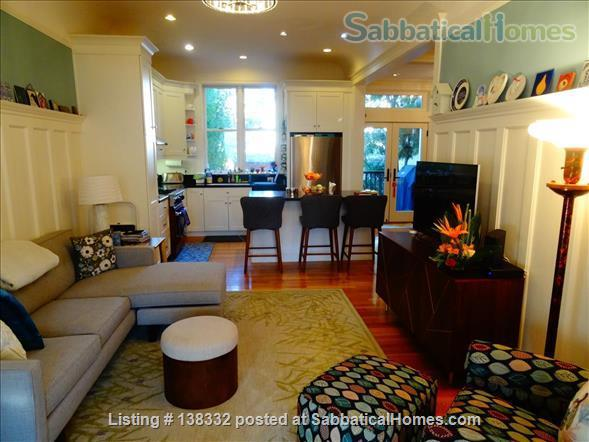 Lovely 3+ BR, 3.5 bath home in San Francisco Home Rental in San Francisco, California, United States 0