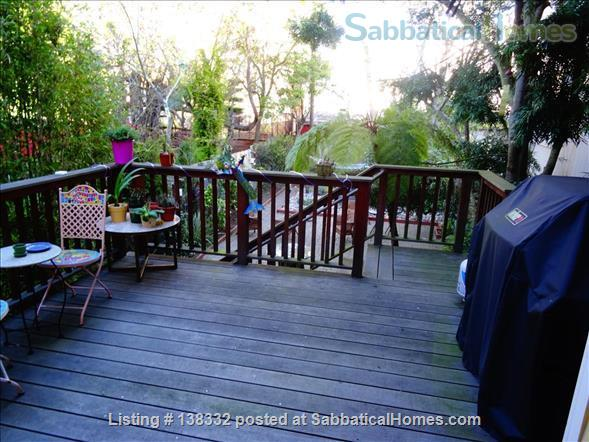 Lovely 3+ BR, 3.5 bath home in San Francisco Home Rental in San Francisco, California, United States 3