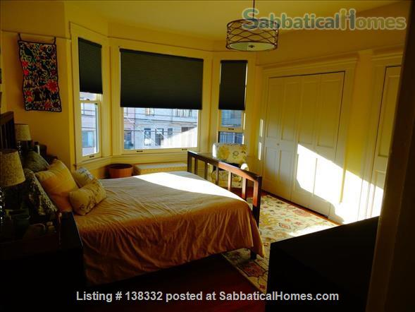 Lovely 3+ BR, 3.5 bath home in San Francisco Home Rental in San Francisco, California, United States 5