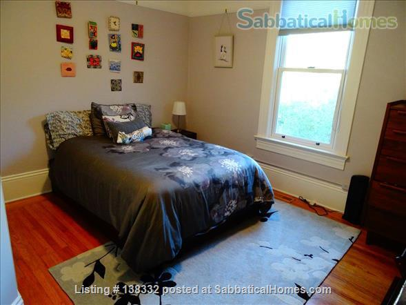 Lovely 3+ BR, 3.5 bath home in San Francisco Home Rental in San Francisco, California, United States 6